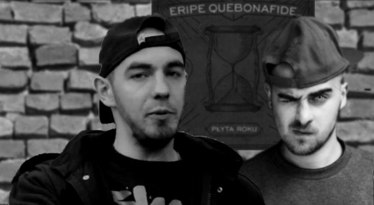 """17 stycznia 2014 roku w Oświęcimiu odbędzie się koncert hip-hopowego duetu Eripe&Quebonafide, którzy przedstawią swoją najnowszą płytę o nazwie """"Płytą Roku"""".  http://www.malopolska24.pl/index.php/2014/01/eripequebonafide-w-oswiecimiu/"""