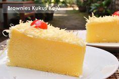 Brownies Kukus Keju - http://www.mytasteindonesia.com/r/brownies-kukus-keju-5093935.html