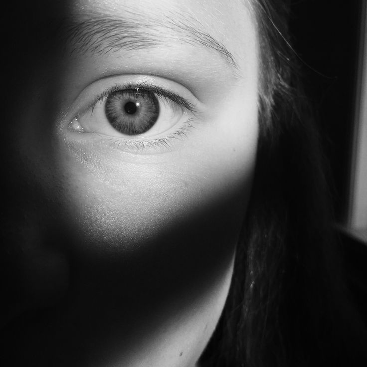 Eye and light