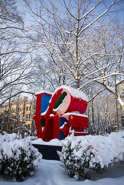 University of Pennsylvania Love Statue