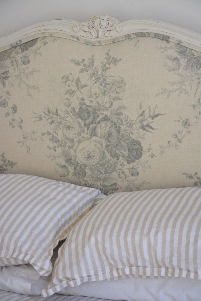 FRENCH BED - DOUBLE DEMI CORBEILLE (TYPE 1)