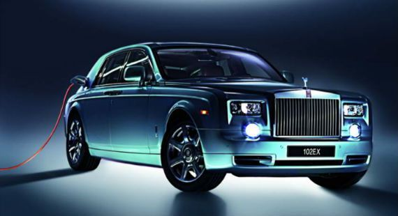 O carro elétrico mais valioso do mundo