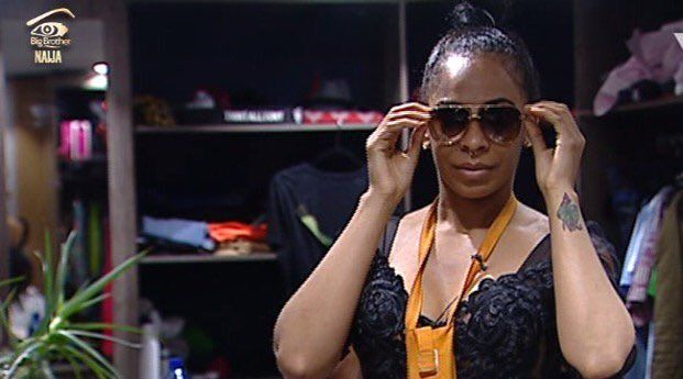 #BBNaija: Housemate T-Boss Flaunts Her Boobs Again on Live TV (Photos)   One of the most beautiful and very flirty female housemates in the ongoing Big Brother Nigeria reality show T-Boss has bared her boobs carelessly as she dressed up  The ongoing Big Brother Nigeria Reality Show took might be fully going pornographic following the viral trend of romance among housemates as well as the exposure of senstive body parts.  T-Boss a light-skinned contestant who had a romance with the evicted…