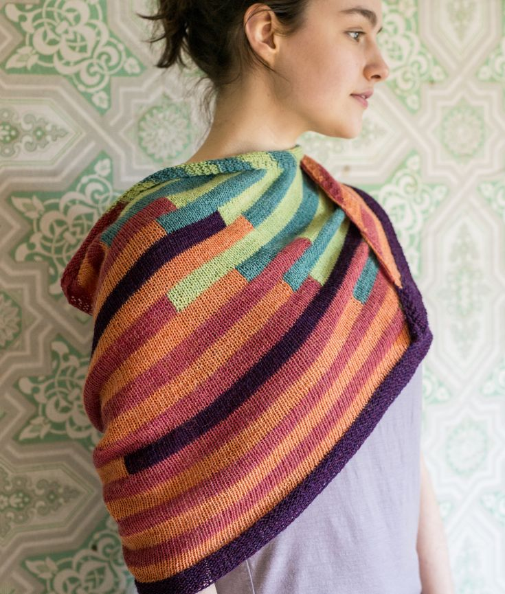 Knitting Intarsia : Best images about stranded knitting jacquard intarsia