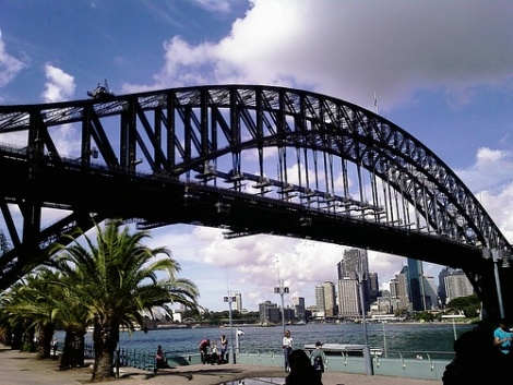 A beautiful day in a beautiful city. I share my Perfect Day in Sydney on Worldette.com - visit site for the article! (Image source: Flickr Creative Commons: Danny Sullivan)
