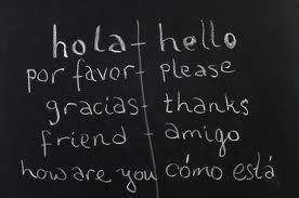 Do You Know How To Say Hi Please Thankyou Howareyou And Friend
