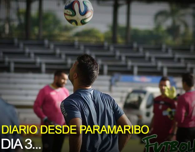 Diario Desde Paramaribo D�a 3