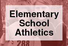 Elementary School Athletics Cover Image.