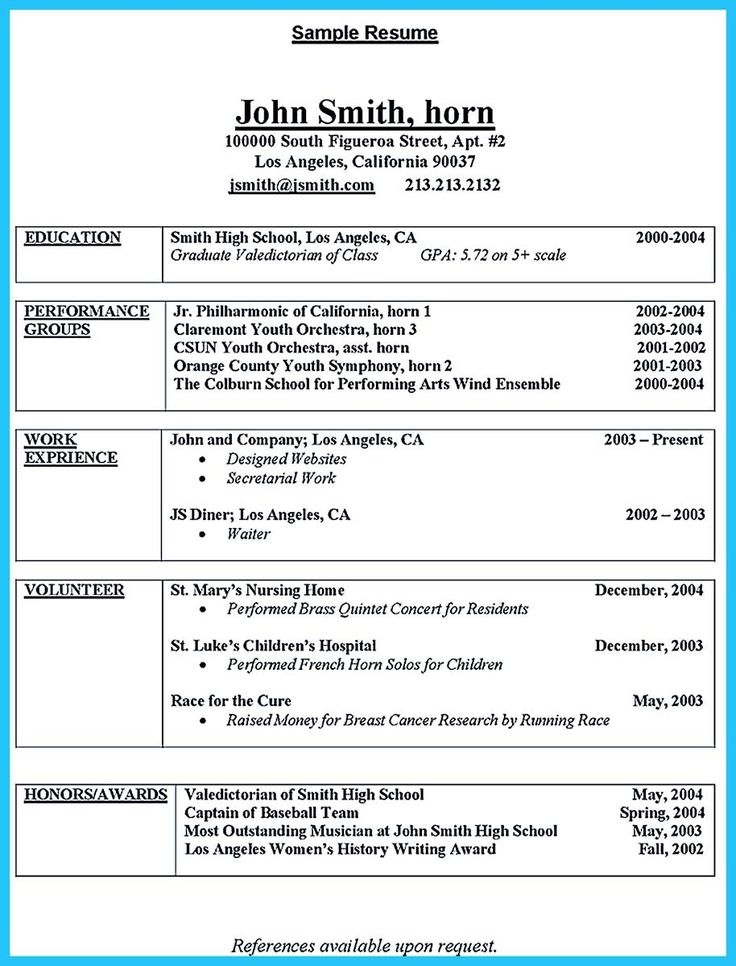 Audition Resume Template Teacher Resume Template, This Resume
