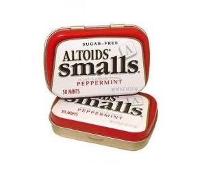Altoids Smalls - Sugar-Free Mints, Cinnamon, Simply Mint - Candy Direct