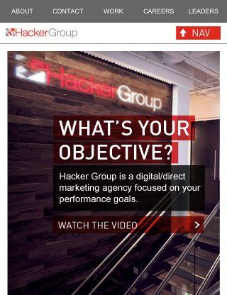 Video teaser and nav treatment [Hacker Group]