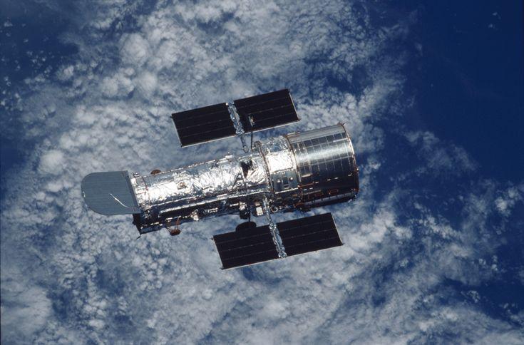 Telescopi Espacial Hubble.
