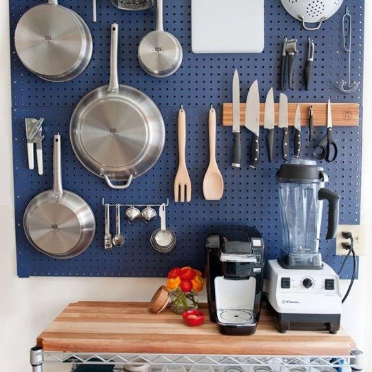 Die besten 25+ Kleine küchen einrichten tipps Ideen auf Pinterest - kleine kueche einrichten tipps ideen