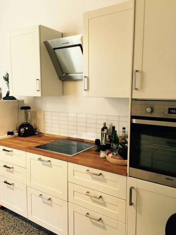 Küchenzeile in schöner hannover wohnung wohnen in hannover