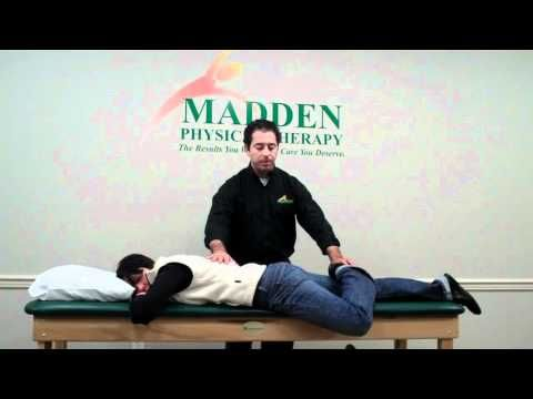 The top 3 exercises to do for piriformis syndrome.    www.maddenpt.com    Madden Physical Therapy  5425 Jonestown Road  Harrisburg, PA  17112    717-901-9487