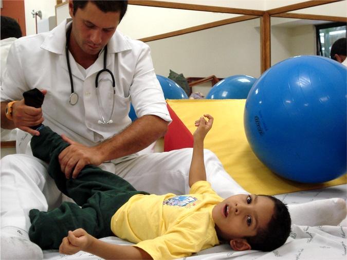 mi segunda carrera favorita es fisioterapia pediatrica