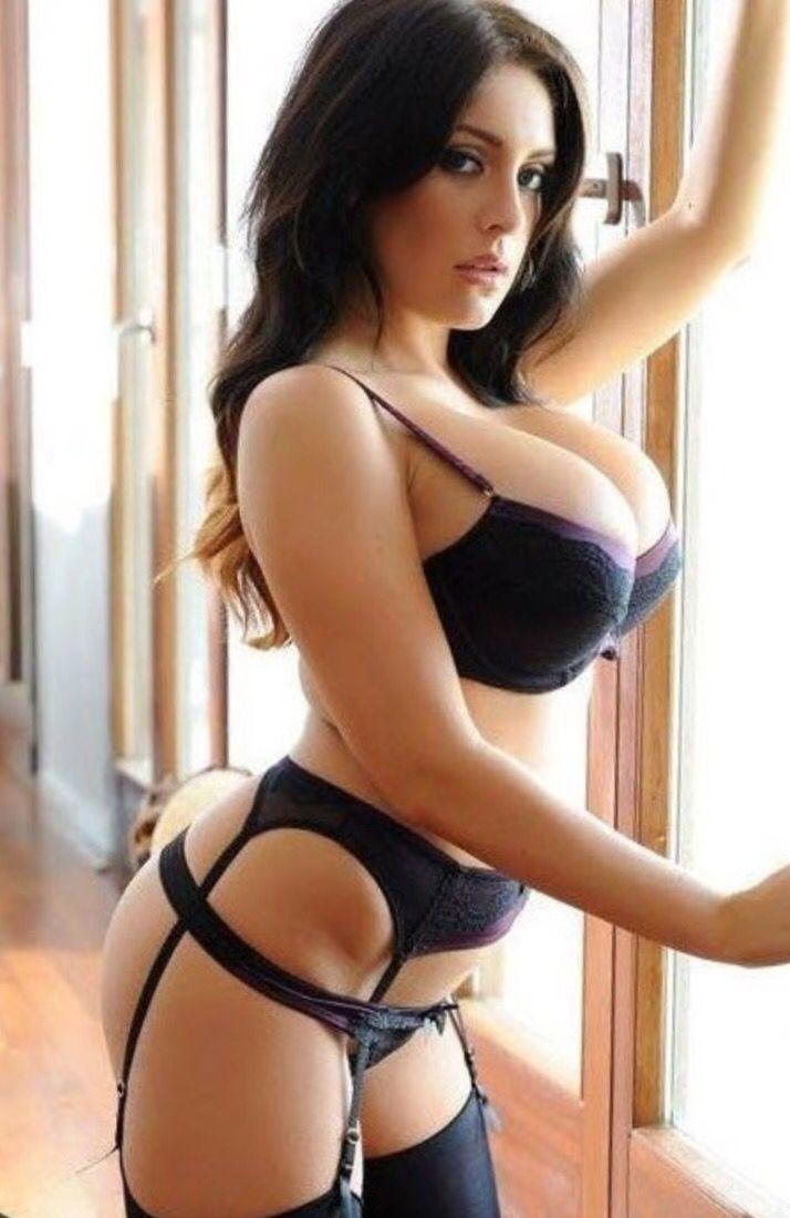 latinas in garter belts nude pics