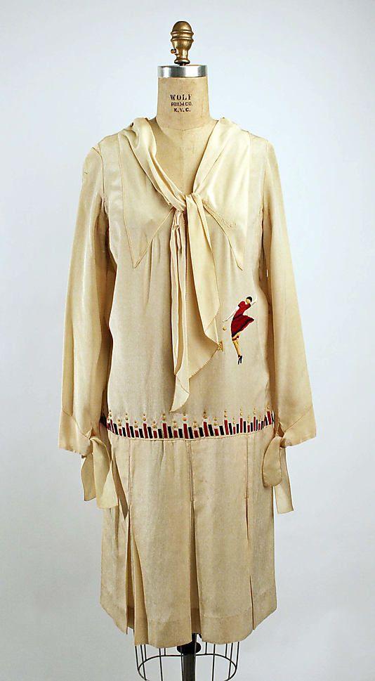 1926/1927 Metropolitan Museum of Art  Gift of Mrs. Richard C. Bogen, 1974  Accession Number: 1974.304.3