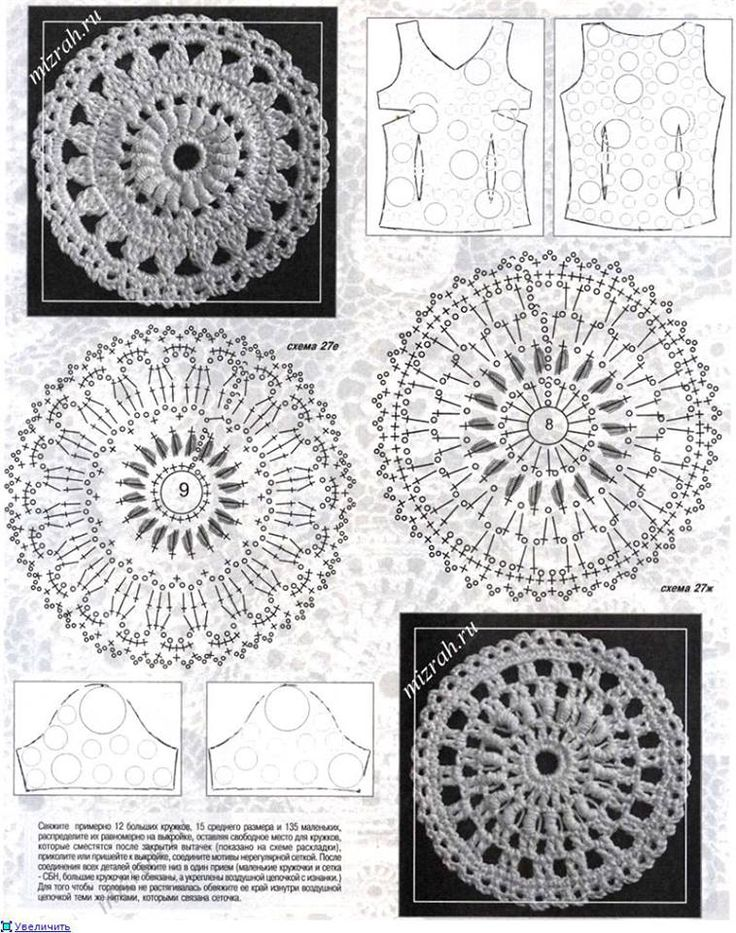 Mejores 34 imágenes de CROCHET en Pinterest | Ganchillo crochet ...