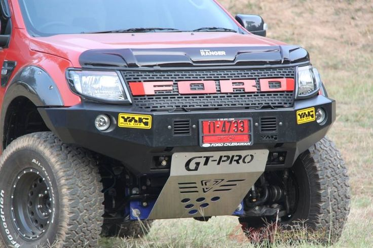 Ford Ranger WILDTRAK 4×4