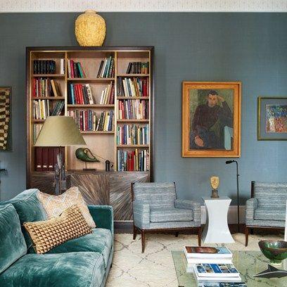 25 beste idee n over blauwgroene verven op pinterest for A b mackie salon