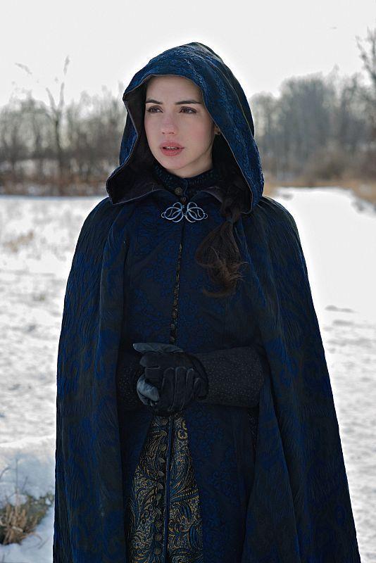 """Reign Season 2 Episode 16 """"Tasting Revenge"""". Mary, Queen of Scotts."""