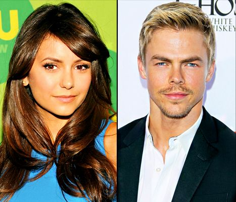 New couple alert! Nina Dobrev and Derek Hough are dating!