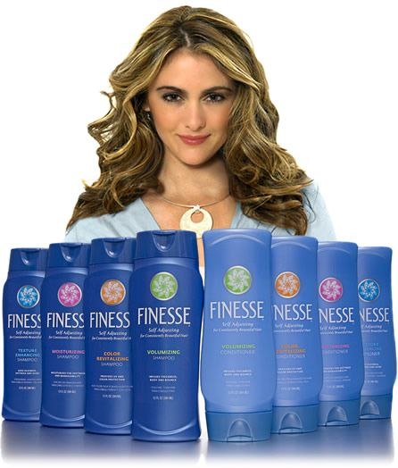 CVS   Finesse Shampoo, Conditioner or Hairspray only $.49