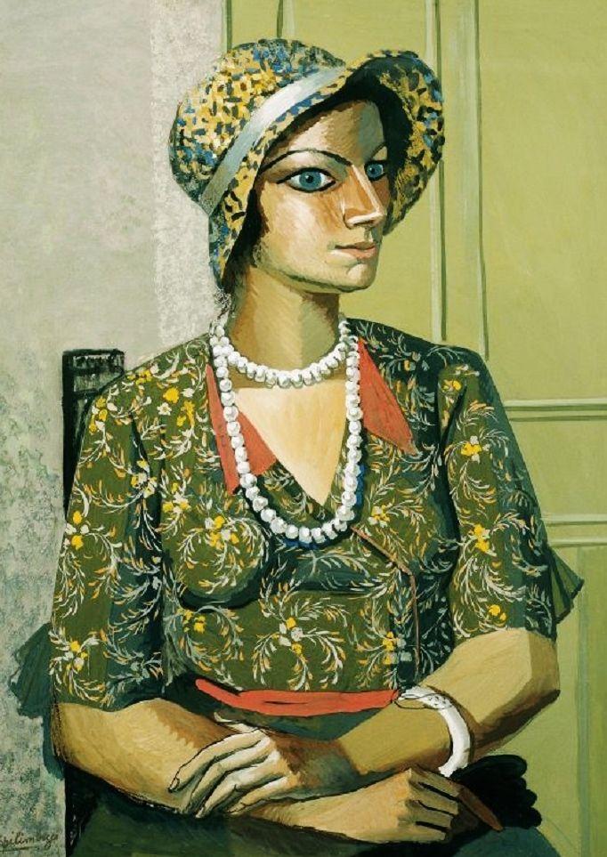 Figura (1932) Lino Enea Spilimbergo