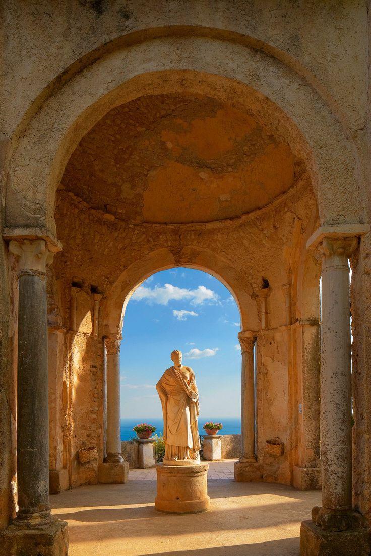 Villa Cimbrone - Ravello, Campania, Italy #JetpacCityGuides