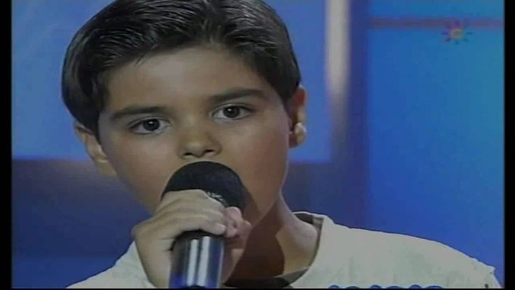 Abraham Mateo (9 años) canta ante Shaila Dúrcal - COMO TU MUJER - (Rocío...
