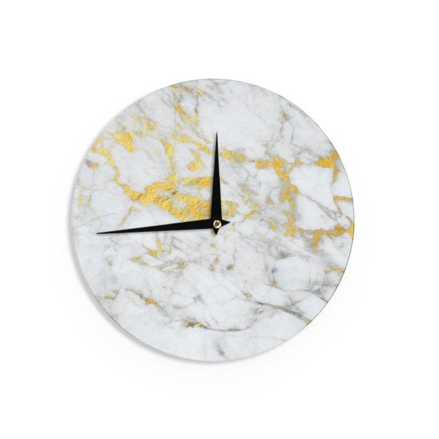 Часы с золотом и мрамором подробно для тех, кто всегда модно поздно.