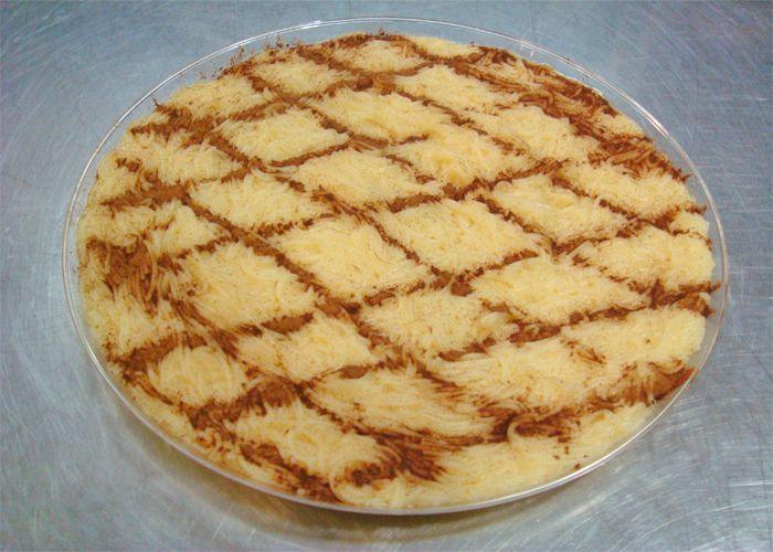 Portuguese Sweet Pasta (Aletria) - Easy Portuguese Recipes