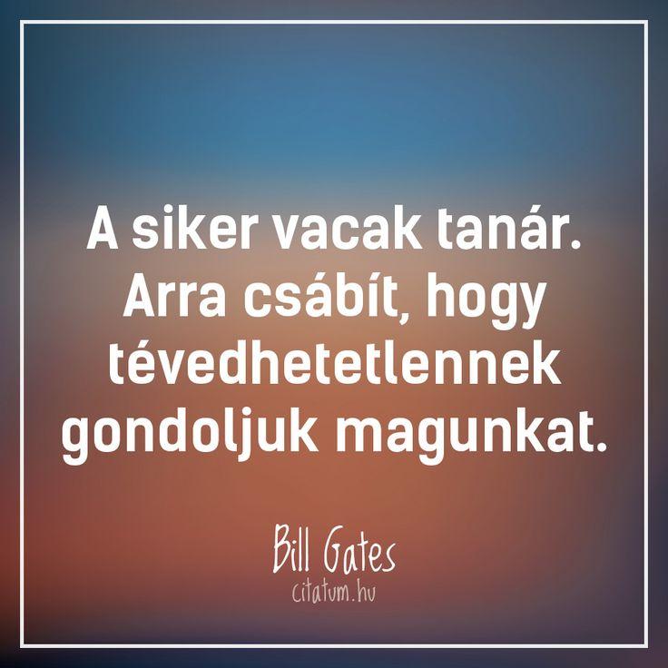 Bill Gates #idézet
