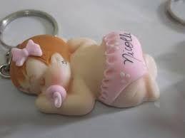 Resultado de imagem para lembrancinha cha de bebe menina biscuit