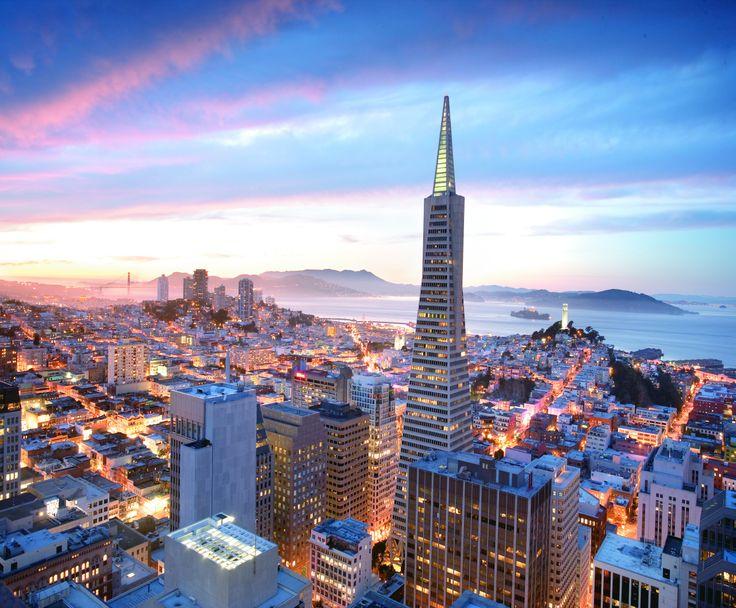 san francisco skyline by Virginia Duran by San Francisco Feelings