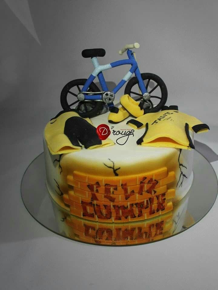 Torta bicicleta