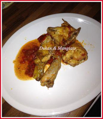 Dukan & Mangiato: Pollo in rosso (PV)