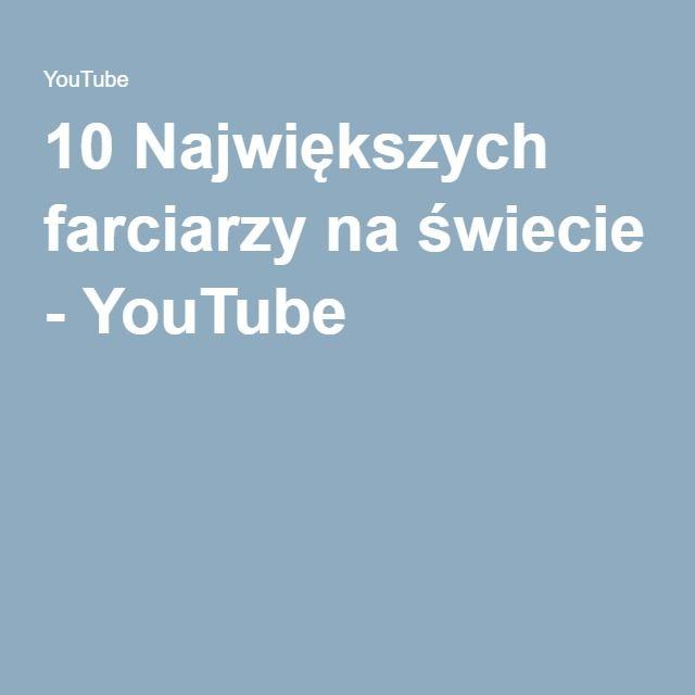 10 Największych farciarzy na świecie - YouTube