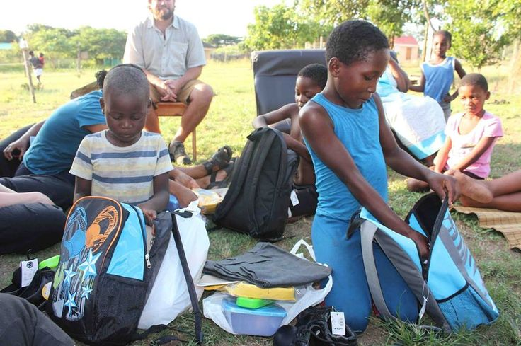 Thanks to kind donations, these boys and their brother (living in rural KwaZulu-Natal), will be attending school for the first time this year! And The Happy Africa Foundation was fortunate enough to provide them with school supplies and uniforms!