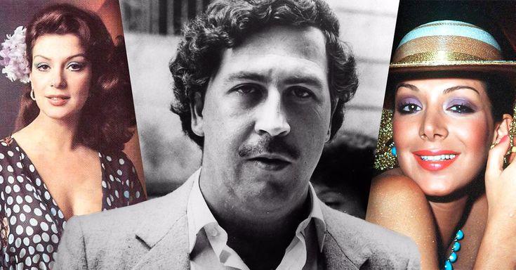 Parece que la figura de Pablo Escobar, el capo colombiano de la droga sigue llamando la atención. Aquí te presentamos un recorrido por sus mujeres