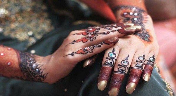 Best Arabic Mehndi Designs 2014 For EidMehndi Designs