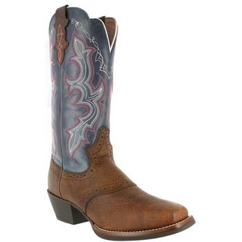 Justin Women's Stampede Punchy Western Boots <3: Women Stamps, Justin Women, Stamps Punchi, Stampede Punchi, Westerns Boots, Cowboys Boots, Punchi Westerns, Women Stampede, Women Boots