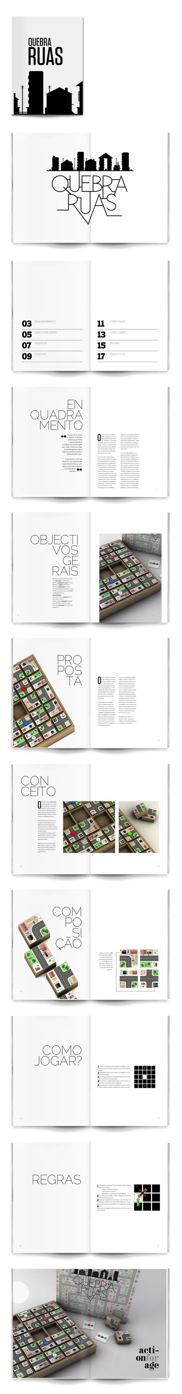 Quebra Ruas - #GraphicDesign