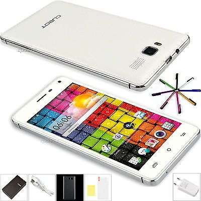 8MP 13MP 5 ZOLL QUAD CORE 3G Smartphone Handy Ohne Vertrag Android4,4 CUBOT S200