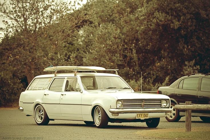 1968 Holden surf wagon xx
