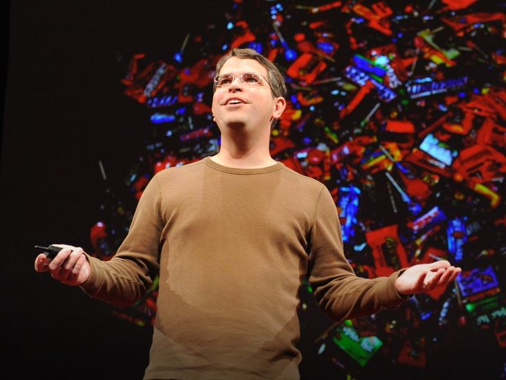 Matt Cutts: Try something new for 30 days   TED Talk   TED.com