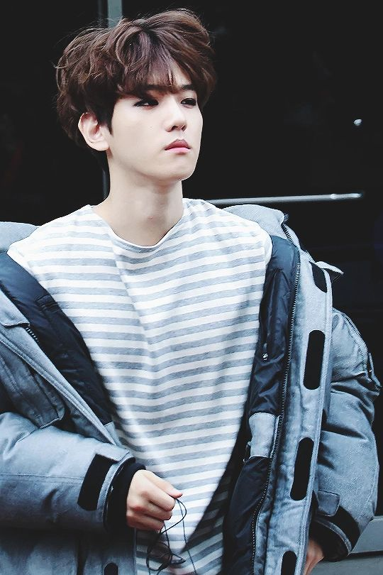Cute Header Wallpaper Baekhyun Tumblr On We Heart It Baekhyun Cute