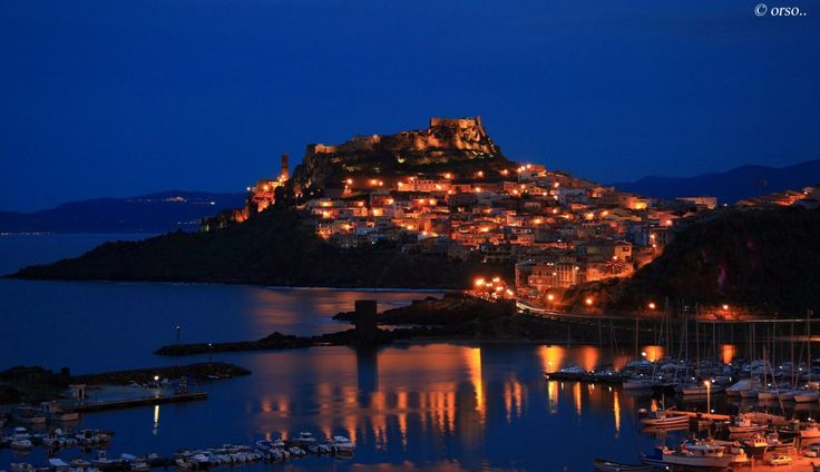 #Castelsardo, #Sardinia #Italy. Get some great #trip_ideas and start planning your next trip! See More: RoutePerfect.com