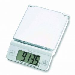 Tanita KD191F FitScan Kitchen Scale With Photo Frame by Tanita. $49.33. Great Gift Idea.. Design is stylish and innovative. Satisfaction Ensured.. Manufactured to the Highest Quality Available.. Attractive contemporary styling combined with long-lasting durability, the FitScan KD-191F is a highly versatile kitchen scale. The KD-191F features a photo frame and foldaway display for easy storage.. Save 26%!
